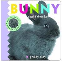 Bunny & friends - priddy touch & feel