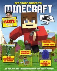 Den store guiden til Minecraft -  pdf epub