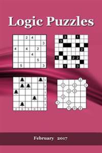 Logic Puzzles: February 2017