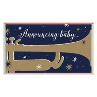 Cheree Berry Bugle Boy Notecards