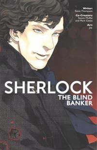 Sherlock: The Blind Banker