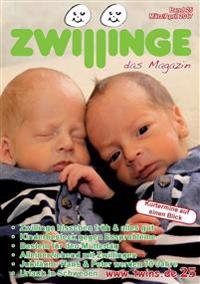 Zwillinge das Magazin März/April 2017
