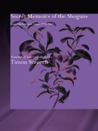 Secret Memoirs of the Shoguns