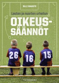 Lasten ja nuorten urheilun oikeussäännöt