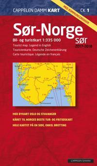 Sør-Norge sør 2017-2018