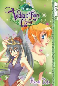 Disney Fairies: Vidia and the Fairy Crown