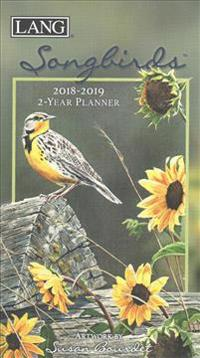 Songbirds 2018 Two Year Planner