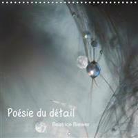 Poesie Du Detail 2018