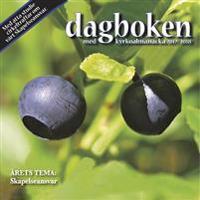 Dagboken med kyrkoalmanacka  2017- 2018