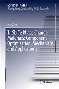 Ti-sb-te Phase Change Materials
