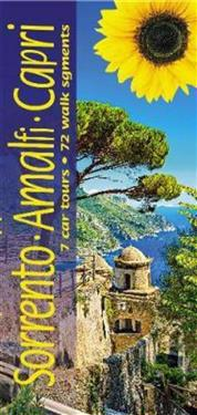 Sorrento, amalfi and capri - 7 car tours, 72 walk segments