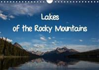 Lakes of the Rocky Mountains 2018