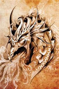 A Wyrm's Breath Notebook: 150 Page Notebook Journal Diary