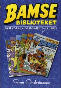 Bamsebiblioteket. Vol 26, Nummer 7-12 1985