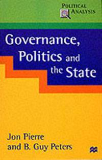 Governance, Politics and the State