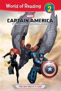 Captain America: The Winter Soldier: Falcon Takes Flight