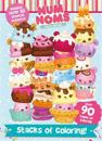 Num Noms Stacks of Coloring [With 30 Scented Stickers]