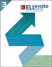ELLevate English: Middle and High School Student Book Level 3