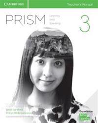 Prism Level 3 Listening and Speaking
