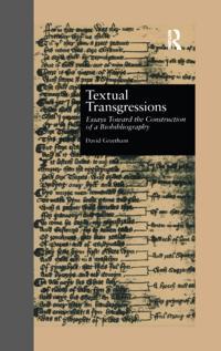 Textual Transgressions