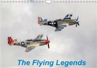 The Flying Legends 2018