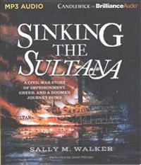 Sinking the Sultana: A Civil War Story of Imprisonment, Greed, and a Doomed Journey Home