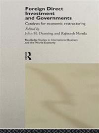 Foreign Direct Investment and Governments