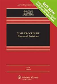 Civil Procedure: Cases and Problems