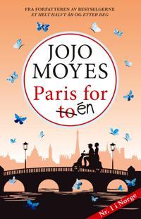 Paris for én - Jojo Moyes pdf epub