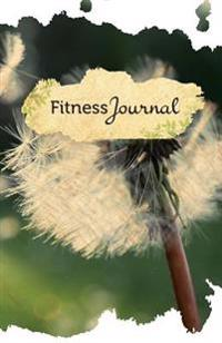 Fitness Journal: 50 Pages, 5.5 X 8.5 Make a Wish