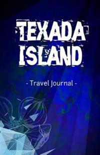 Texada Island Travel Journal: Lined Writing Notebook Journal for Texada Island BC Canada