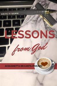Lessons from God