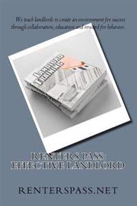 Renters Pass: Effective Landlord