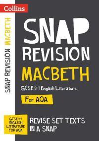 Macbeth: AQA GCSE 9-1 English Literature Text Guide