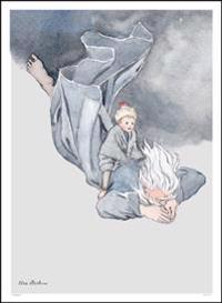 Poster Nordanvinden - Beskow