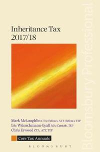 Core Tax Annual: Inheritance Tax 2017/18