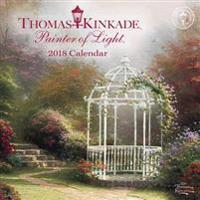 Thomas Kinkade Painter of Light 2018 Calendar