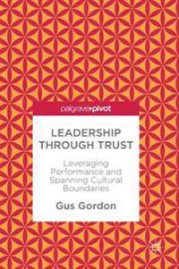 Leadership through Trust