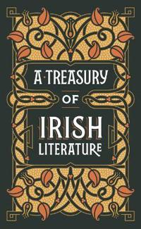 Treasury of Irish Literature (BarnesNoble Omnibus Leatherbound Classics)