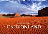 Canyonland USA Christian Heeb / UK Version 2018