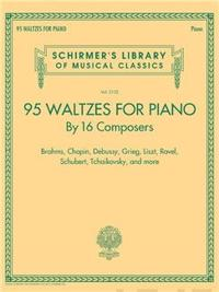 95 Waltzes for Piano