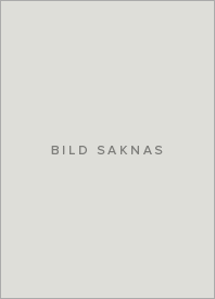 Bullet Grid Journal: Black and White Floral, 150 Dot-Grid Pages, 6x9