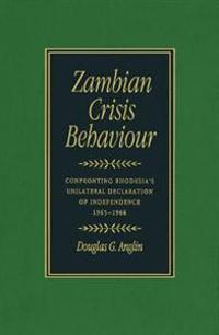 Zambian Crisis Behaviour