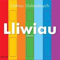 Llyfrau Llabedwych: Lliwiau/Colours