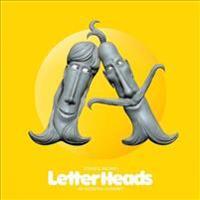 Stefan G. Bucher's Letterheads: An Eccentric Alphabet