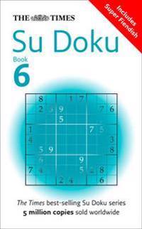 Times Su Doku Book 6