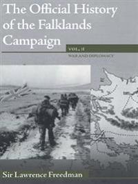 Official History of the Falklands Campaign, Volume 2