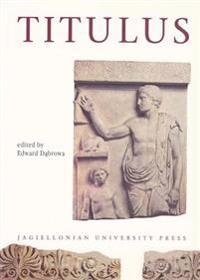 Titulus: Studies in Memory Dr. Stanislaw Kalita