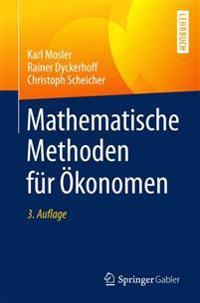 Mathematische Methoden Für Ökonomen