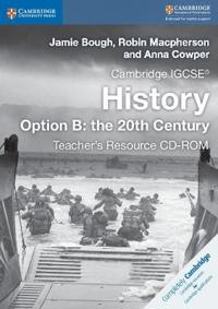 Cambridge Igcse History Option B